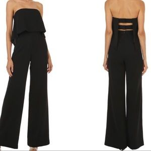 Brand new Moore Jay Godfrey black jumpsuit